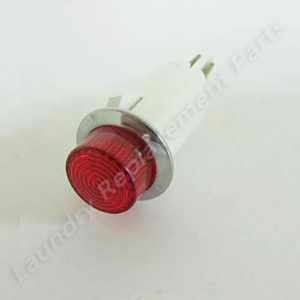EA-00253-0 - Red Pilot Light 110V -For Cissell and IDC