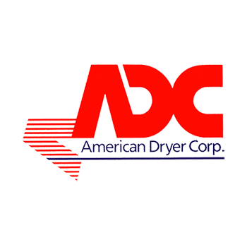 American Dryer Corp, ADC Parts Logo