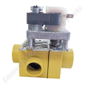 "DE20080900, 2"" Dependo Drain Valve 115 W/ Overflow Original Dependo For Alliance 9001353"