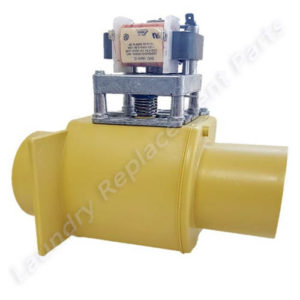 "DE3011611, 3"" Dependo Drain Valve 220V W/O Overflow Original Dependo Valve for Alliance F8406305"