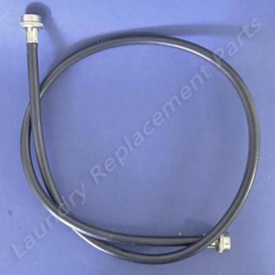 """Inlet Hose 3/8"""" x 5' Made in the USA, Part # 385FHGY"""