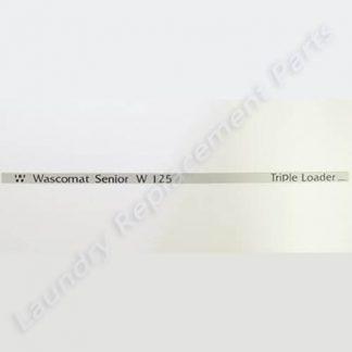Namestrip W125, Part # 280502