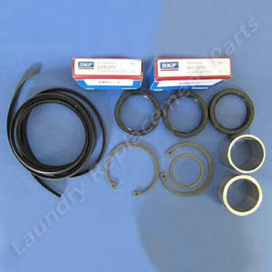 SKF Bearing Kit, For Wascomat W124/W125, Part # 990219