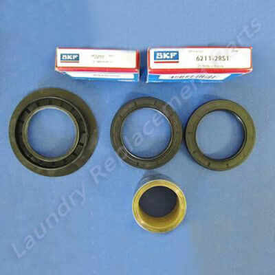 KF Bearing Kit For Wascomat Washer W630, E630, EX625 -Part # 991313-SKF