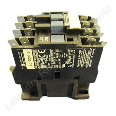 OEM Contactor, Telemecanique 110V, Part # LC1D09019F7