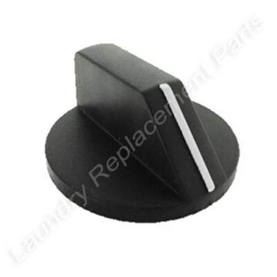 Black Rotary Temp Knob, Part # 007601
