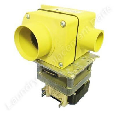"DE20081400, 2"" Original Dependo Valve, 220v W/ Overflow for Ipso IP209-00051-00"