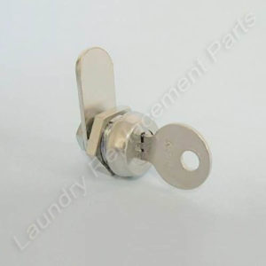 Lock, Top PNL-CM W125 W/Key, Part # 098759 098760